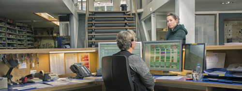 Trainingen van Syntess Software
